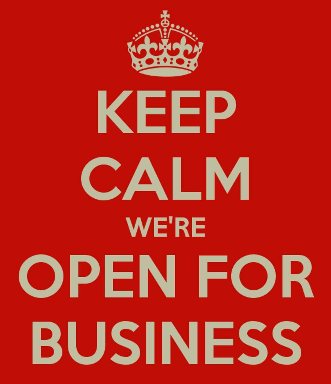 We are open today October 9th from 9am to 7pmhellip