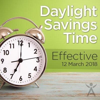 Dont forget we lose an hour of sleep tonight!
