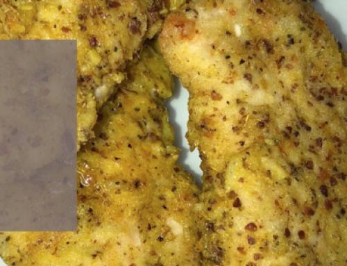 Lander Chiropractic Weekly Recipe (11/11/18): Easy Baked Gluten Free Chicken Tenders