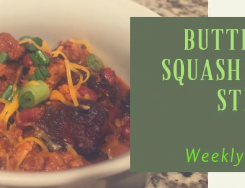 Lander Chiropractic Weekly Recipe (12/03/2018): Slow Cook Bean & Butternut Squash Stew