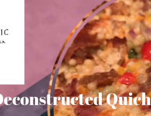 Lander Chiropractic Weekly Recipe (12/31/2018): Deconstructed Loaded Quiche