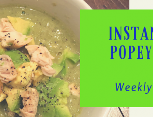 Lander Chiropractic Weekly Recipe (2/18/19): Instant Pot Popeye Soup