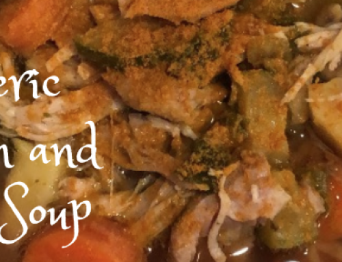 Lander Chiropractic Weekly Recipe (3/4/19): Turmeric Chicken & Veggie Soup