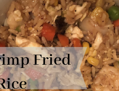 Lander Chiropractic Weekly Recipe (3/11/19): GF Shrimp & Egg Fried Rice