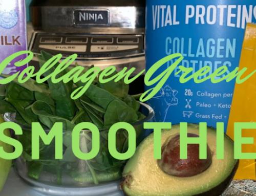 Lander Chiropractic Weekly Recipe (07/01/2019): Dr. James' post workout collagen green smoothie