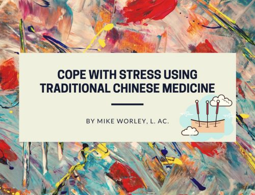Cope with Stress using Traditional Chinese Medicine