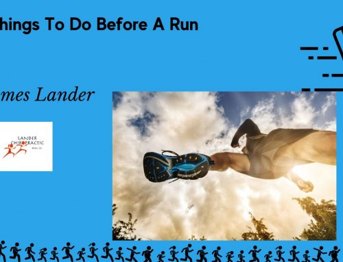 'Four Things To Do Before A Run' by Dr. James Lander