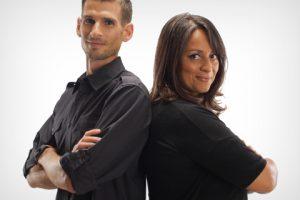 Dr. James and Dr. Anastasia Lander